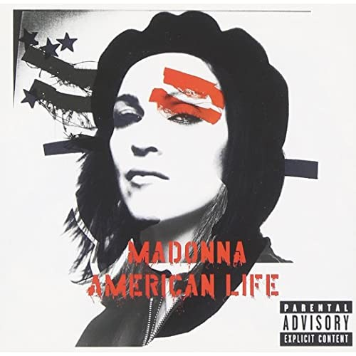 Image 0 of American Life By Madonna On Audio CD Album 2008