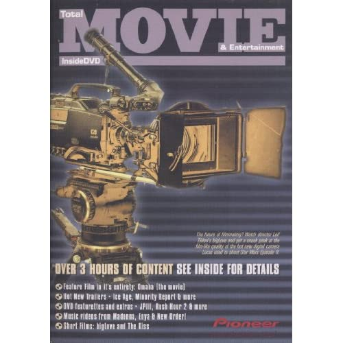 Image 0 of Companion DVD To: Total Movie & Entertainment Insidedvd DVD Only With Russell Cr