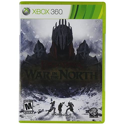 Image 0 of Lord Of The Rings: War In The North For Xbox 360