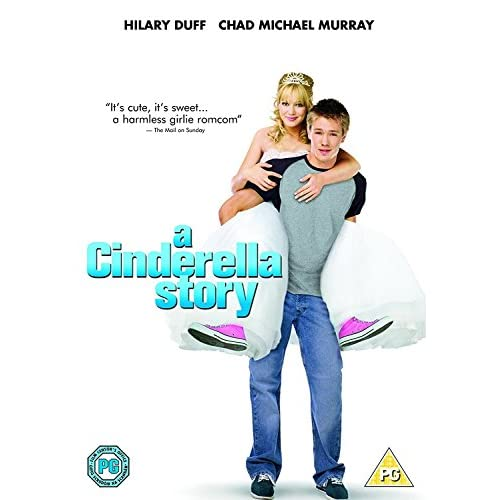 A Cinderella Story On DVD