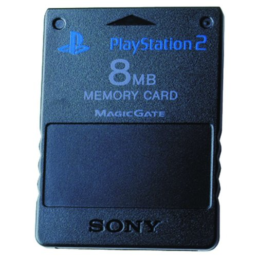 Image 0 of Sony SCPH97027 PlayStation 2 8 MB Memory Card