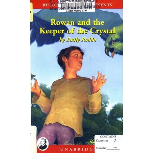 Image 0 of Rowan And The Keeper Of The Crystal By Emily Rodda And Steven Crossley Narrator