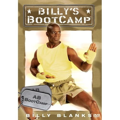 Image 0 of Ab Bootcamp On DVD