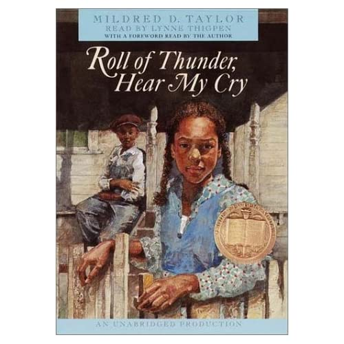Image 0 of Roll Of Thunder Hear My Cry By Taylor Mildred D Thigpen Lynne Narrator On Audio