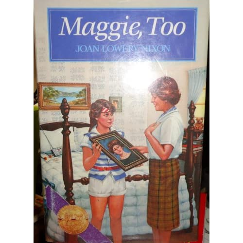 Maggie Too By Joan Lowery Nixon Book Hardcover