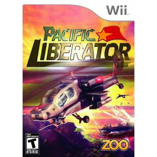 Image 0 of Pacific Liberator For Wii