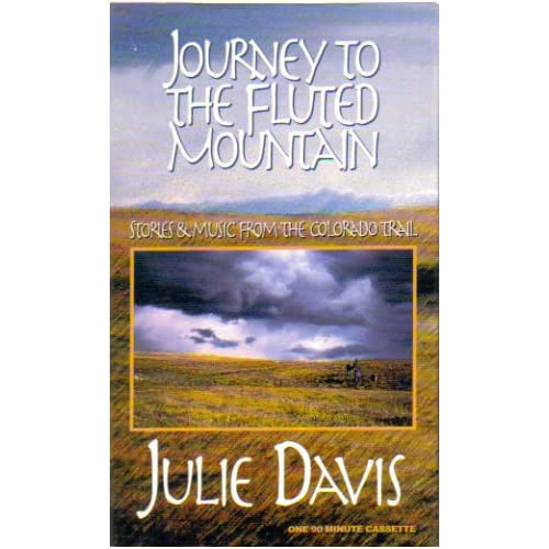 Image 0 of Journey To The Fluted Mountain By Julie Davis On Audio Cassette