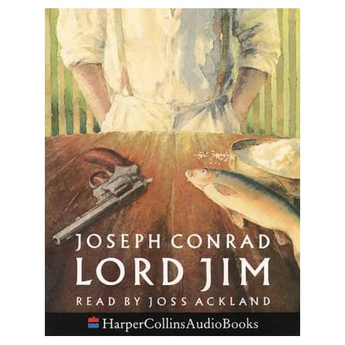 Image 0 of Lord Jim By Conrad Joseph Ackland Joss Narrator On Audio Cassette