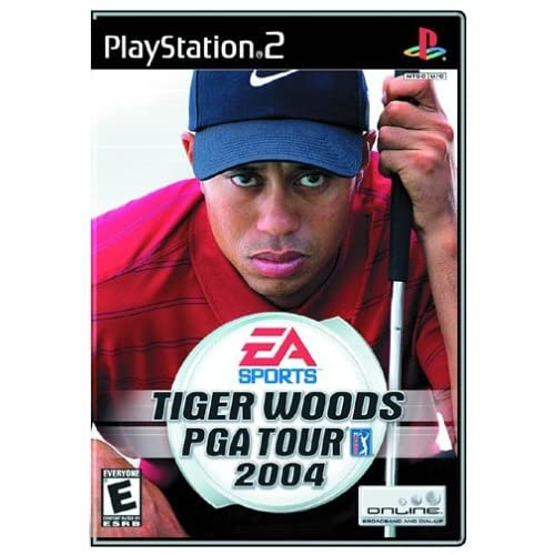 Image 0 of Tiger Woods PGA Tour 2004 For PlayStation 2 PS2 Golf