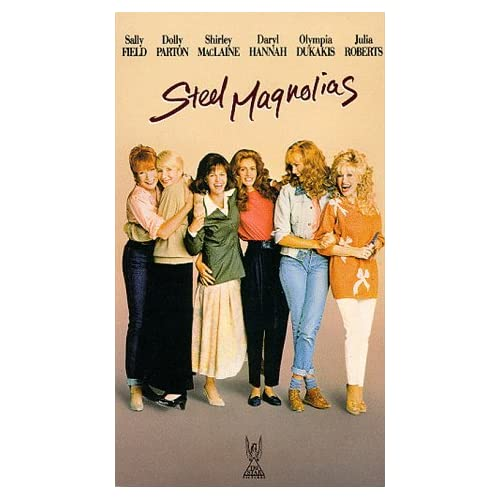 Image 0 of Steel Magnolias On VHS With Shirley MacLaine