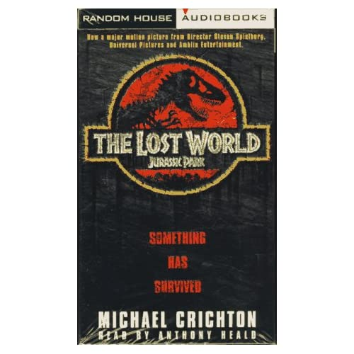 Image 0 of The Lost World By Michael Crichton On Audio Cassette