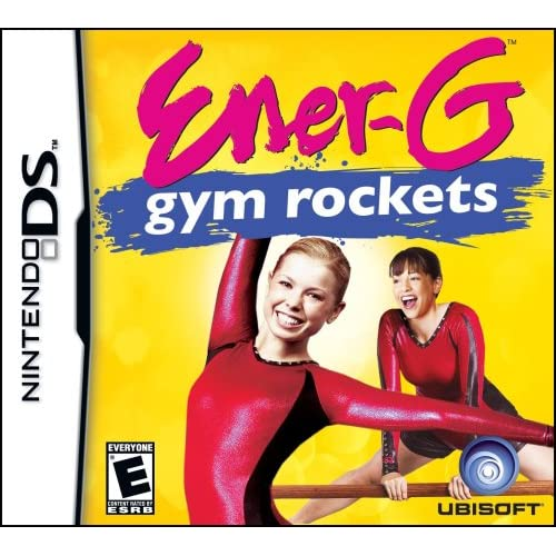 Image 0 of Ener-G Gym Rockets For Nintendo DS DSi 3DS 2DS Music