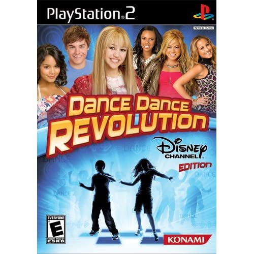 Image 0 of Dance Dance Revolution: Disney Channel Edition For PlayStation 2 PS2