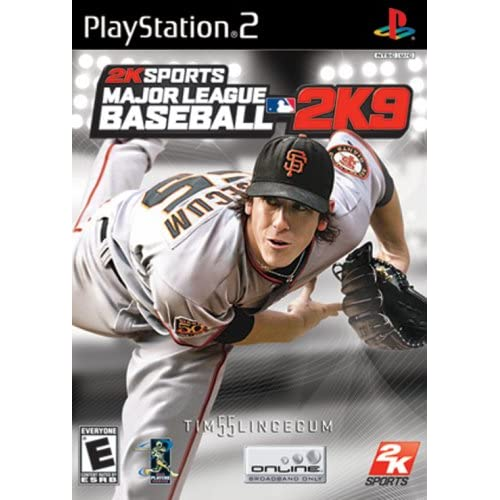 Image 0 of Major League Baseball 2K9 For PlayStation 2 PS2