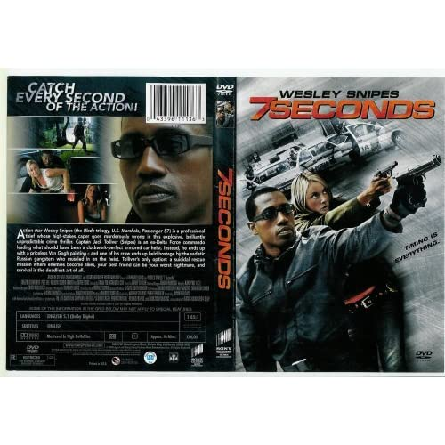 Image 0 of 7 Seconds On DVD