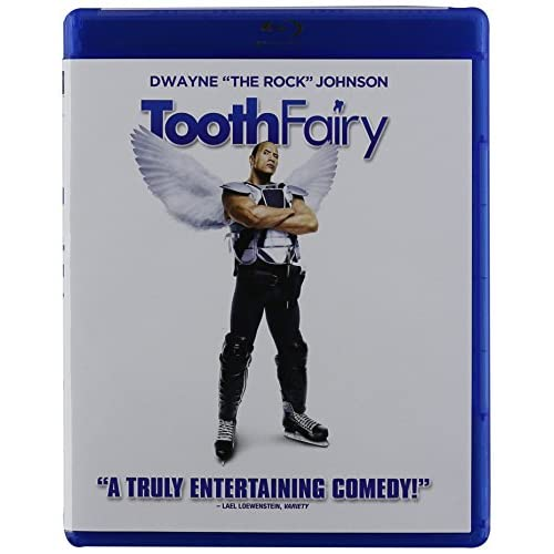 Image 0 of Tooth Fairy On Blu-Ray With Johnson Dwayne