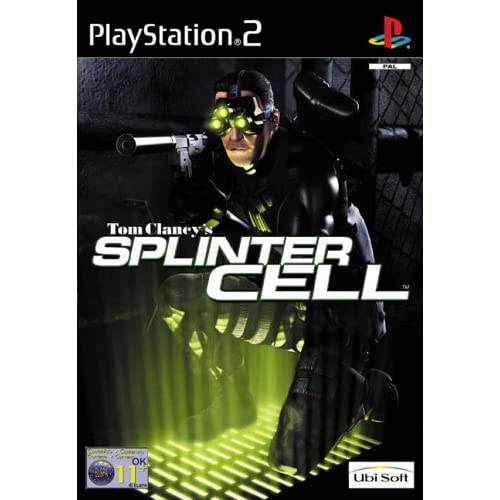 Tom Clancy's Splinter Cell For PlayStation 2 PS2