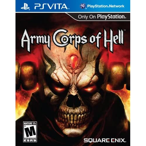 Army Corps Of Hell PlayStation Vita For Ps Vita