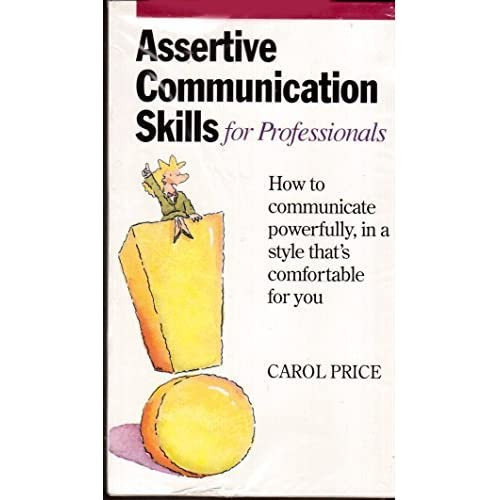Image 0 of Assertive Communication Skills For Professionals On Audio Cassette