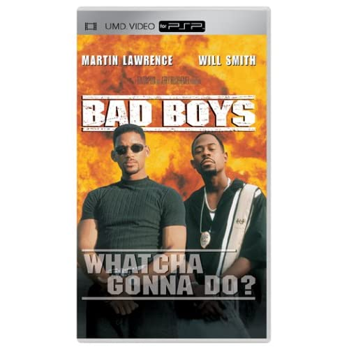 Bad Boys UMD For PSP