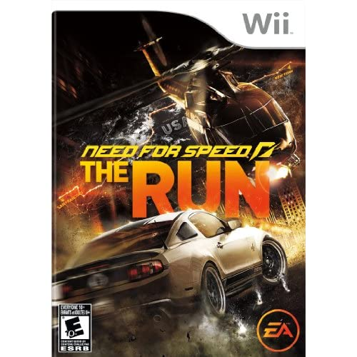 Image 0 of Need For Speed: The Run For Wii And Wii U Racing