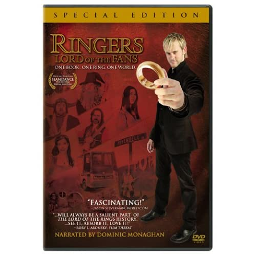 Image 0 of Ringers Lord Of The Fans On DVD Documentary