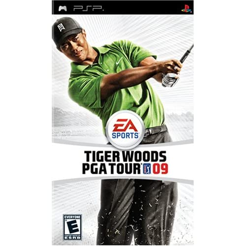 Image 0 of Tiger Woods PGA Tour 09 Sony For PSP UMD Golf