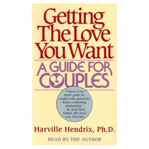 Image 0 of Getting The Love You Want By Harville Hendrix On Audio Cassette