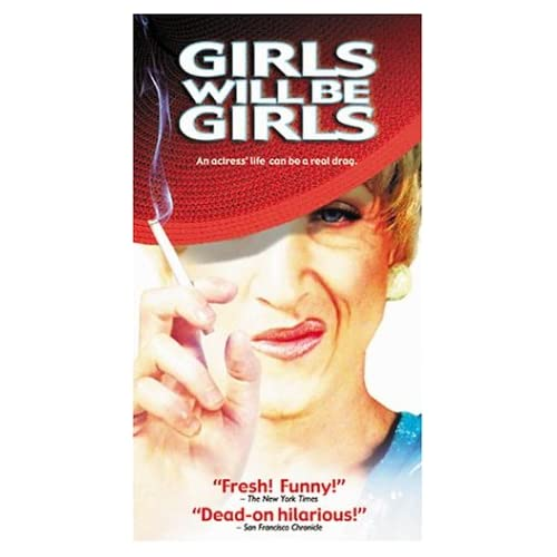 Image 0 of Girls Will Be Girls Slip On VHS With Jack Plotnick
