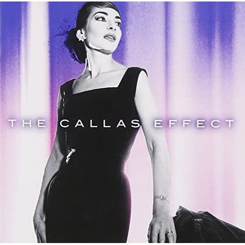 Image 0 of Callas Effect: Standard Edition By Callas Maria On Audio CD Album New Age & Easy