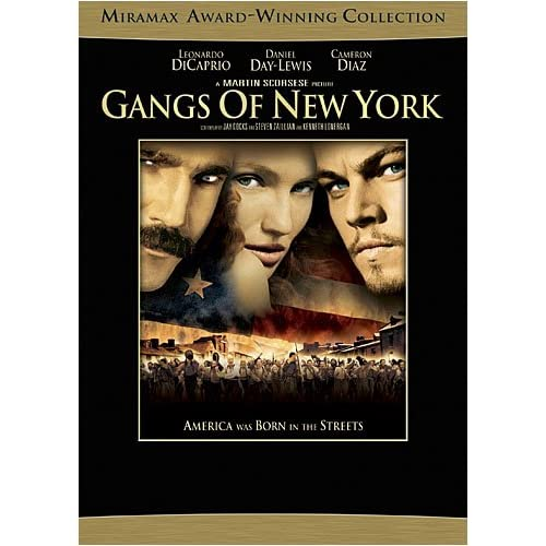Image 0 of Gangs Of New York Two-Disc Edition On DVD With Roger Ashton-Griffiths 2