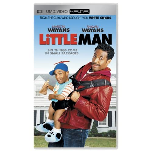 Image 0 of Little Man Movie UMD For PSP