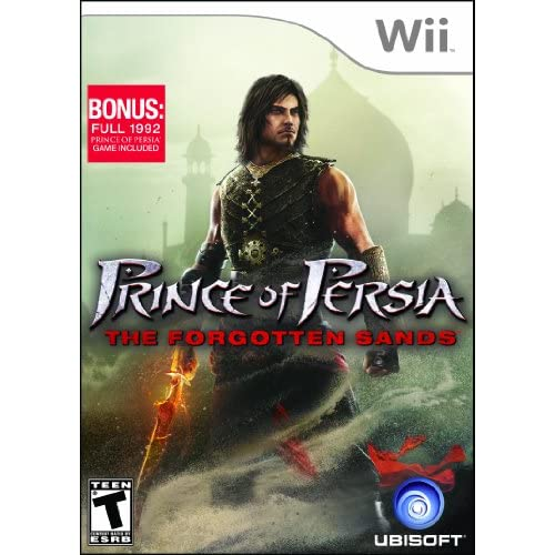 Image 0 of Prince Of Persia: The Forgotten Sands For Wii And Wii U