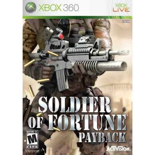 Strategy Games For Xbox 360 : Soldier of fortune payback for xbox strategy with