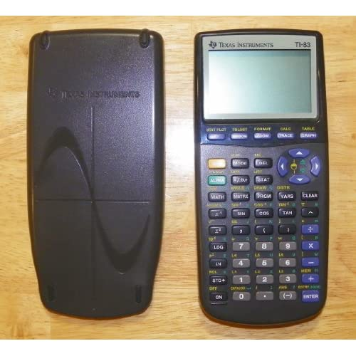 Image 0 of Texas Instruments TI-83 Graphing Calculator Ti 83