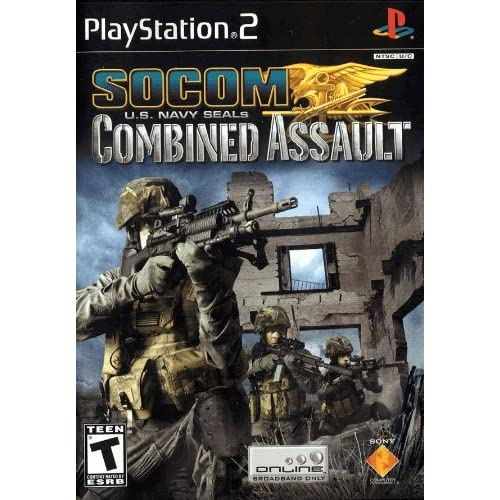 Image 0 of Socom US Navy Seals: Combined Assault For PlayStation 2 PS2 Shooter