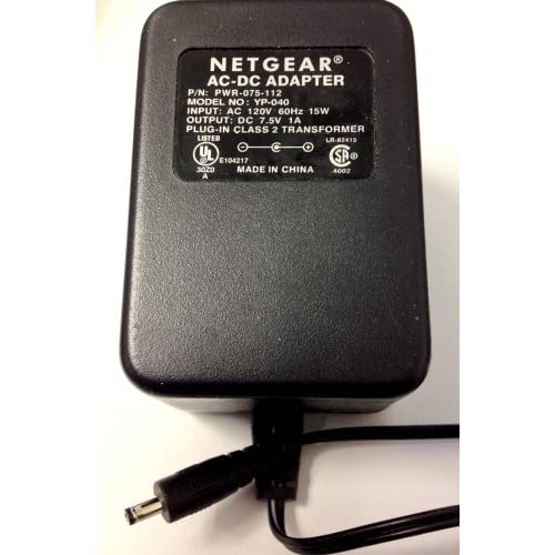 Image 0 of Netgear Ac-Dc Adapter PWR-075-112 Model YP-040 AC/DC