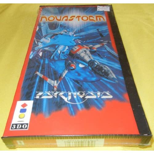 Novastorm For 3DO Vintage