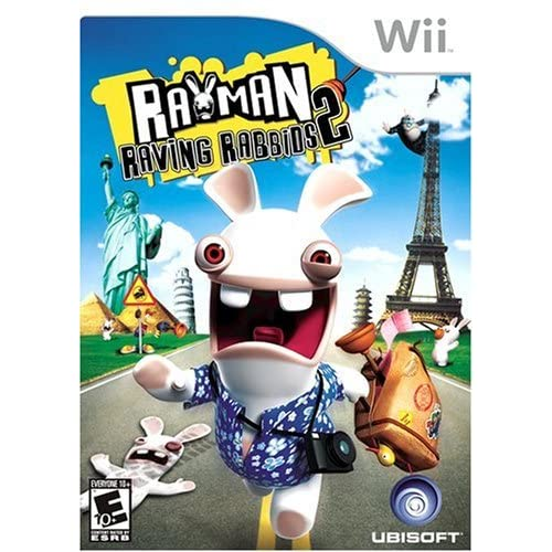 Image 0 of Rayman Raving Rabbids 2 For Wii And Wii U