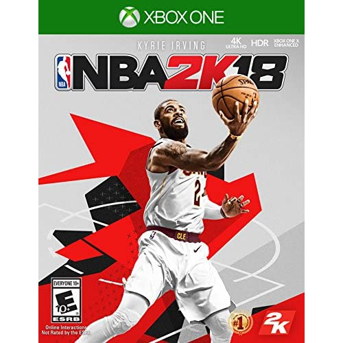 Image 0 of NBA 2K18 Early Tip-Off Edition For Xbox One Basketball