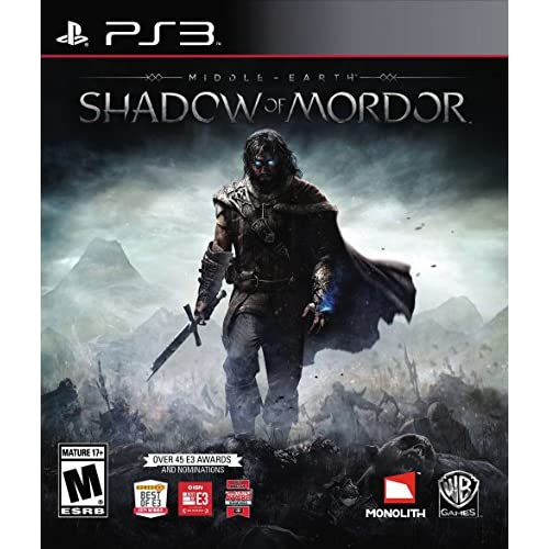 Middle Earth: Shadow Of Mordor For PlayStation 3 PS3