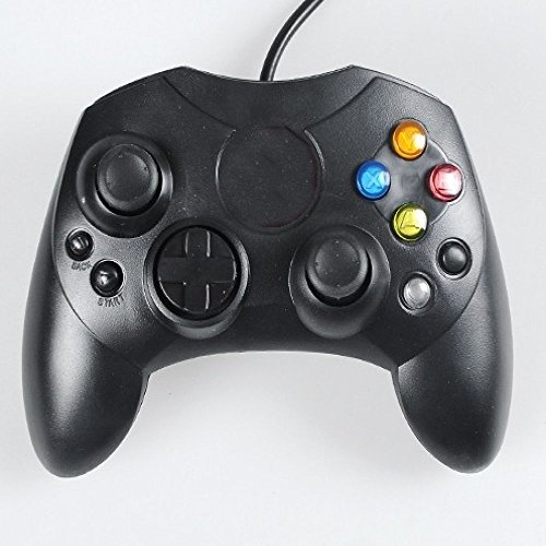 Image 0 of Generic Xbox Controller Black Color Wired