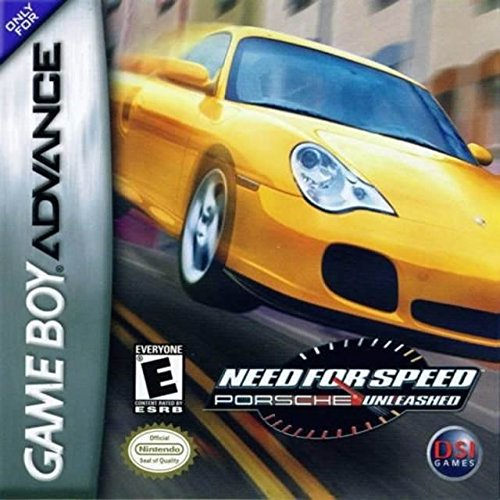 Image 0 of Need For Speed: Porsche Unleashed For GBA Gameboy Advance Racing