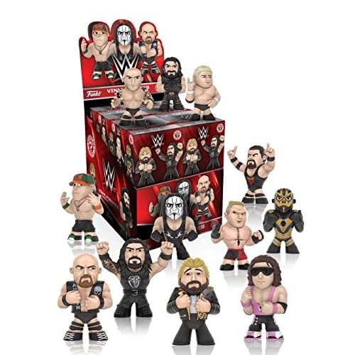 Funko Mystery Mini: WWE Series 2 One Mystery Figure Action Figure Toy