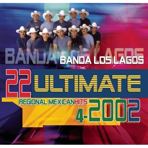 Image 0 of 22 Ultimate Hits Series By Banda Lagos On Audio CD Album 2002