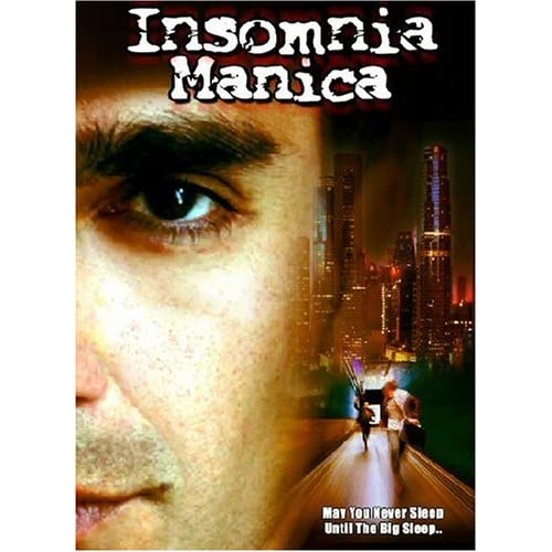 Image 0 of Insomnia Manica On DVD with Daston Kalili