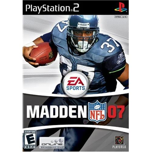 Image 0 of Madden NFL 07 For PlayStation 2 PS2 Football