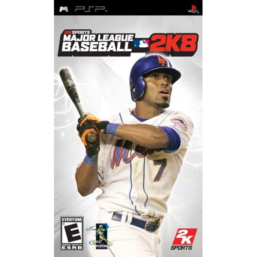 Image 0 of Major League Baseball 2K8 Sony For PSP UMD