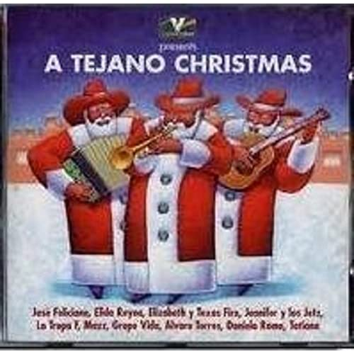Image 0 of A Tejano Christmas On Audio CD Album