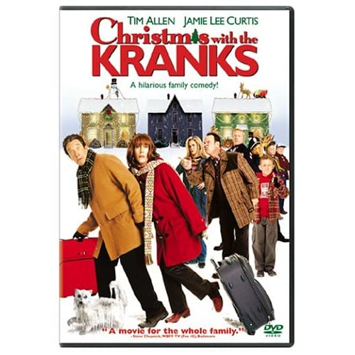 Image 0 of Christmas With The Kranks Comedy On DVD